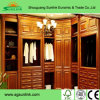 America Solid Wood Kitchen Cabinet Furniture (AIS-K047)