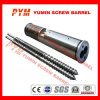 Twin Parallel Vented Screw and Barrel