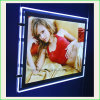 Double Side Cosmetics Picture Display LED Light Box for Advertising