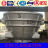 Valued Service Custom Made Die Foundry Ladle Slag Pot with Carbon Steel