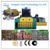 Y81t-2000A Factory Price Easy Operation Scrap Aluminum Baling Machine (CE)