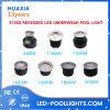 High Power 12W/36W 12V Warm White/ RGB 316 Stainless Steel LED Pool Light LED Underwater Light