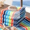 Color Stripe 100% Cotton Pool Towel