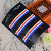Lady Fashion 12 Pieces Card Packed Metal Hair Clips (JE1016)