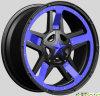 America Tuff Rock Star 20inch Aluminium Offroad Alloy Wheels 6*139.7