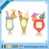 Promotional Gift Resin Juice Glass Creative Photo Frame