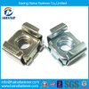 Color Zinc Plated Carbon Steel Cage Nut (Size M5)