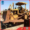 Original Painting Used Cat Bulldozer of Constrution Equipment (d6h model)