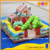 Forest Cabin Inflatable Amusement Park for Kid (AQ0139-1)
