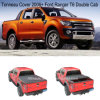 Undercover Truck Bed Covers 2006+ Ford Ranger T6 Double Cab