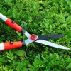 Retractable Handles Light Weight Hedge Shears