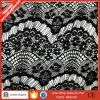 2016 Tailian New Design Black Timming Lace Fabric