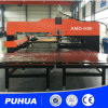 Automated 6-25mm Thick Plate Punch Press CNC Hole Punching Machine