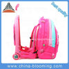 Children Travel Cartoon Book Wheel Rolling Trolley School Bag