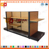 Supermarket Wooden Metal Store Display Shelf (Zhs267)