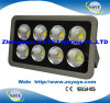 Yaye 18 Ce/RoHS COB 400W LED Tunnel Light/ 400W LED Spotlight / 400W LED Garden Light with 3 Years Warranty