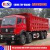Beiben Heavy Duty Truck 12 Wheeler 340 HP Tipper Truck