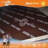 18mm Poplar Waterproof Phenolic Brown Film Faced Plywood Manufacturer