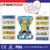 Custom Printed Cartoon PE Medical Adhesive Wound Plaster Waterproof Band Aid