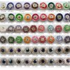 Wholesale Fancy Resin Plastic Clothing Buttons for Sewing