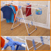 Shrink Package New PP Plastic Powder Coated Tube Clothes Dryer Rack (JP-CR109PS)