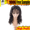 Human Wig Brazilian Front Lace Wig