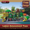 Ce Approved Great Fun Kids Outdoor Plastic Playground (X1436-10)