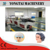 Nonwoven and Plastic Hair Net Making Machine