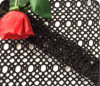100% Nylon Heavy Lace Fabric for Marriage Dress, Dustgreatcoat.