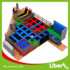 Indoor Park Large Size Children Used Trampoline with Safety Net