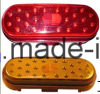 6′′ Oval Shape LED Side Light Tail Light