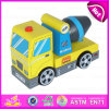 2015 Colorful Wooden Car Science Toys for Kids, Educational Science Car Toys for Children, Wholesale Science Truck Toys W04A121
