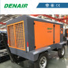 Electric Motor Mobile Industrial Screw Air Compressor Manufacturer