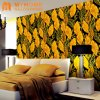 2017 Guangzhou Home Decoration PVC Vinyl 3D Wall Paper Manufacturers