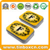 Metal Rectangular Tin for Gift Tin Can Packing, Tin Boxes