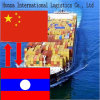 Sea Freight Logistics From China to Laos