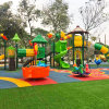 New Forest Series Children Outdoor Playground Custom Design Amusement Park Anti-Fade Toys Climbing Structre Jungle Playground