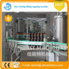 Complete 3 in 1 Glass Bottle Beer Filling Packing Machine