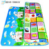 180*150cm Cartoon Printing Baby Educational Game Mat Toys Baby Mat Double Side EPE Playing Mat