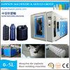 5L HDPE Motor Oil Bottle Double Station Blow Molding Machine