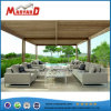 Fashion Outdoor Club & Indoor Fabric Sofa Set