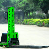 Ce Test Report 500kg Self Loading Electric Pallet Stacker / Manual Driving, Electrical Lifting