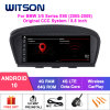 Witson Android 10 Big Screen Car Multimedia for BMW 3 Series E90 (2005-2009) Series E60 (2005-2009) Vehicle Radio System