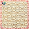 85% Cotton 15% Nylon Warp Knitting Crochet Lace Fabric