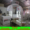4 Open-Side Versatile Modular Reusable Portable PVC Exhibition Booth
