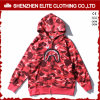 2017 Wholesale Custom Men Fleece Hoodies Sweatshirts Top Clothing (ELTHSJ-957)