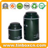 Metal Tea Container with Food Grade, Tea Tin Box