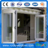 European Style Thermal Break Aluminum Folding Window