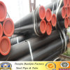 Hot Sale Structural Ms Black Welded Steel Pipe with Cap