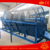 Low Investment Woodchips Trommel Screen Sawdust Trommel Screen
